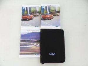 Ford Grand C-Max Instructie Boekje