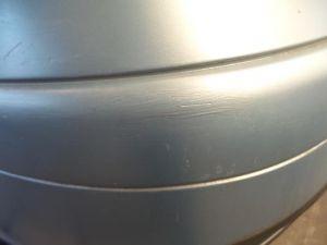 Citroen C5 Achterbumper