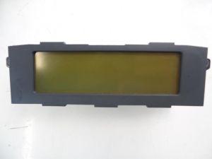 Citroen C5 Display Interieur