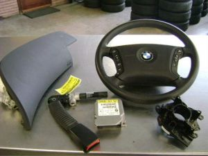 BMW 3-Serie Airbag Set+Module