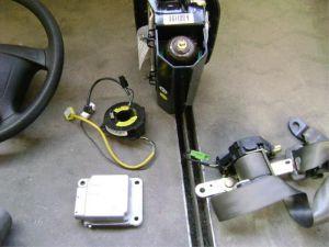Daewoo Tacuma Airbag Set+Module