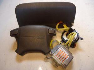 Suzuki Wagon R+ Airbag Set+Module
