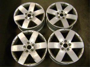 Chevrolet Captiva Velgen set