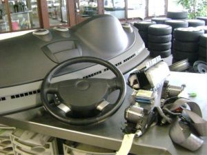 Chevrolet Nubira Airbag Set+Module