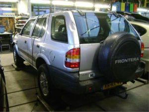 Opel Frontera Achterbumper