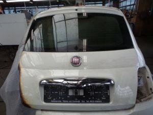 Fiat 500 Achterklep