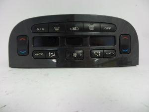 Peugeot 607 Chaufage Bedieningspaneel