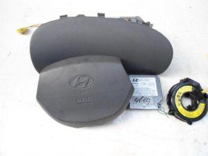 Hyundai Accent Airbag Set+Module