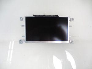 Audi A4 Display Multi Media regelunit