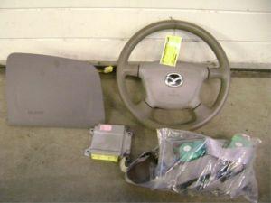 Mazda Premacy Airbag Set+Module