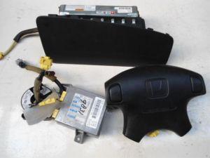Honda Accord Airbag Set+Module