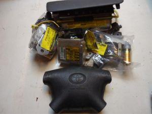 Toyota Hilux Airbag Set+Module