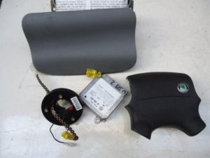 Skoda Felicia Airbag Set+Module