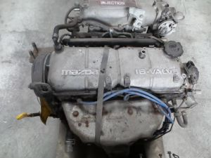 Mazda MX-3 Motor
