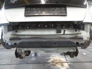 Lancia Delta Bumperbalk achter
