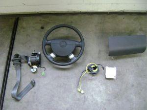 Chevrolet Kalos Airbag Set+Module