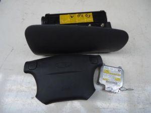 Daewoo Lanos Airbag Set+Module