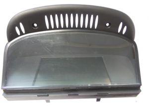 BMW 5-Serie Display Interieur