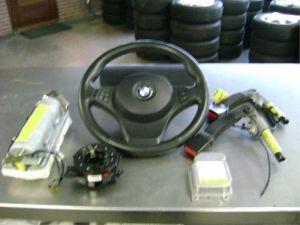 BMW X5 Airbag Set+Module