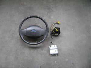 Ford Transit Airbag links (Stuur)