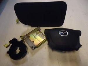 Mazda 323F Airbag Set+Module