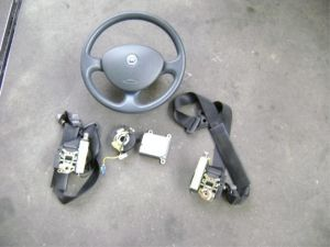 Fiat Doblo Airbag links (Stuur)