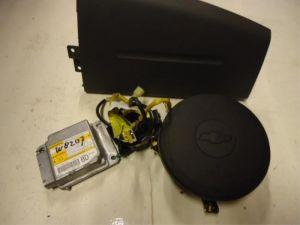 Chevrolet Matiz Airbag Set+Module