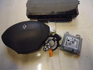 Renault Megane Scenic Airbag Set+Module