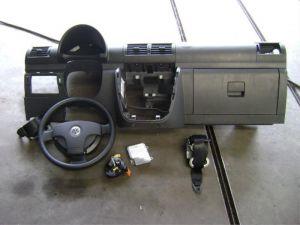 Volkswagen Fox Airbag Set+Module