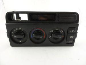 Rover 600-Serie Chaufage Bedieningspaneel