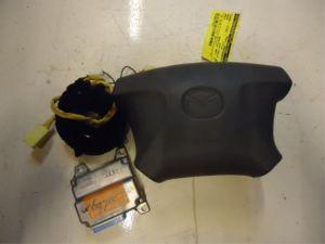 Mazda Demio Airbag links (Stuur)