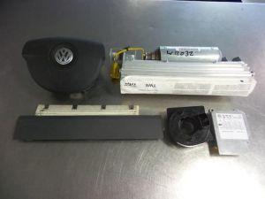 Volkswagen Transporter Airbag Set+Module