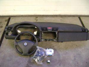 Fiat Stilo Airbag Set+Module