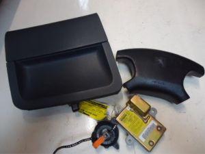 Peugeot 806 Airbag Set+Module