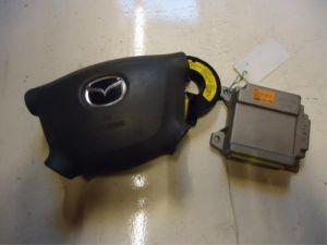 Mazda 323F Airbag links (Stuur)