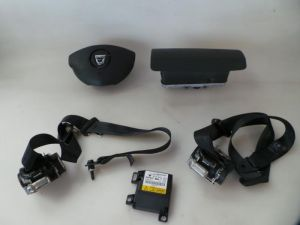 Dacia Duster Airbag Set+Module
