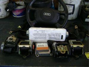 Audi A4 Module + Airbag Set