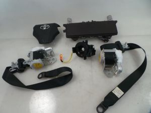Toyota IQ Airbag Set+Module