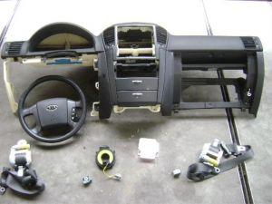 Kia Sorento Airbag Set+Module