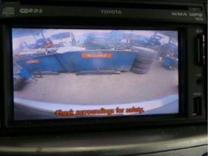 Toyota Verso Achteruitrij Camera