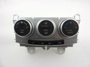 Mazda 5. Chaufage Bedieningspaneel