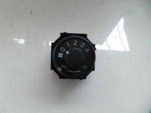 Toyota IQ Chaufage Bedieningspaneel