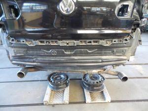 Volkswagen Golf Bumperbalk achter