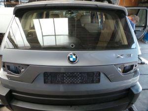 BMW X3 Achterklep