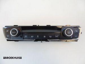 BMW 4-Serie Chaufage Bedieningspaneel