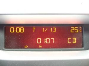 Citroen C3 Display Interieur