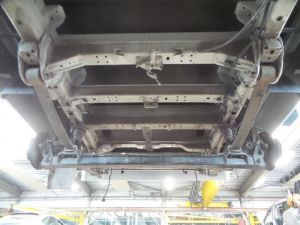Peugeot Boxer Achteras voorwielaandrijving