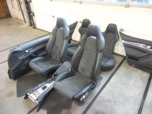 Porsche Panamera Bekleding Set (compleet)