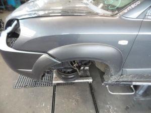Hyundai Tucson Scherm links-voor