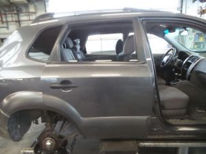 Hyundai Tucson Deur 4Deurs rechts-achter